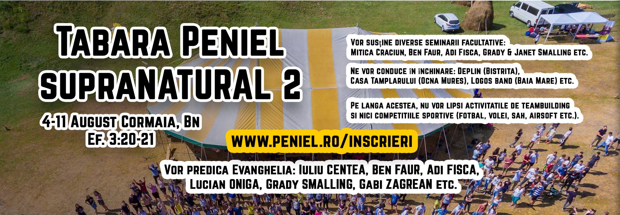 TABARA Peniel 2018 - supraNATURAL 2